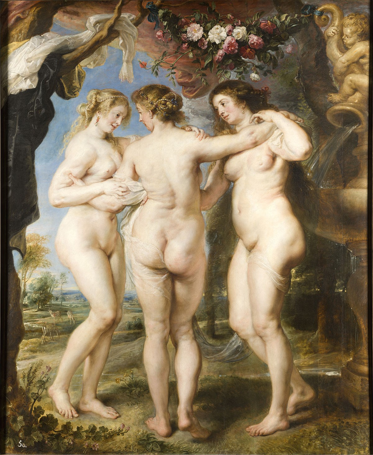 Open Letter from Visit Flanders to Mark Zuckerberg about Rubens' Breasts