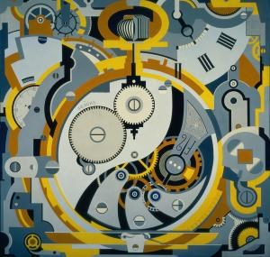 Dallas Museum of Art Presents Traveling Survey of Precisionism,  Love Affair With Technology