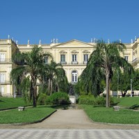President of Brazil, Louvre and British Museum React on Fire in Brazil's National Museum