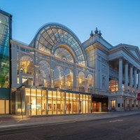 Renovated Royal Opera House Opens In London's Covent Garden