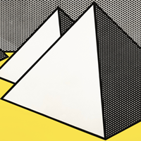 Lichtenstein's Pyramids Lead Frieze's Spirit Auction In London