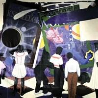 The City of Chicago is Selling a Kerry James Marshall Painting to Fund Public Art in Underserved Communities
