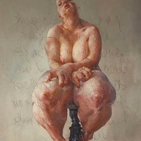 New Auction Record Set For Living Female Artist Jenny Saville