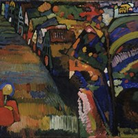 The Stedelijk Museum is Not Obliged to Restitute Bild mit Häusern (1909) by Kandinsky