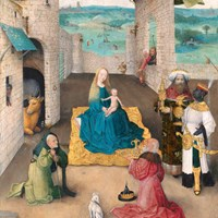 Hieronymus Bosch Painting Returns to Het Noordbrabants Museum in Den Bosch