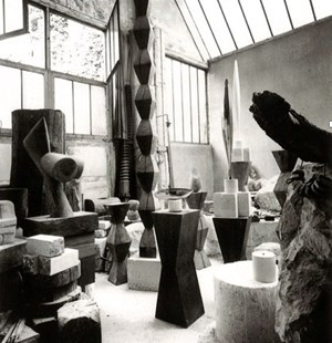 The Birth of Modern Sculptures at Edward Steichen & Constantin Brancusi Exposition in Luxembourg