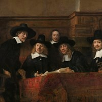 All the Rembrandts in the Rijksmuseum