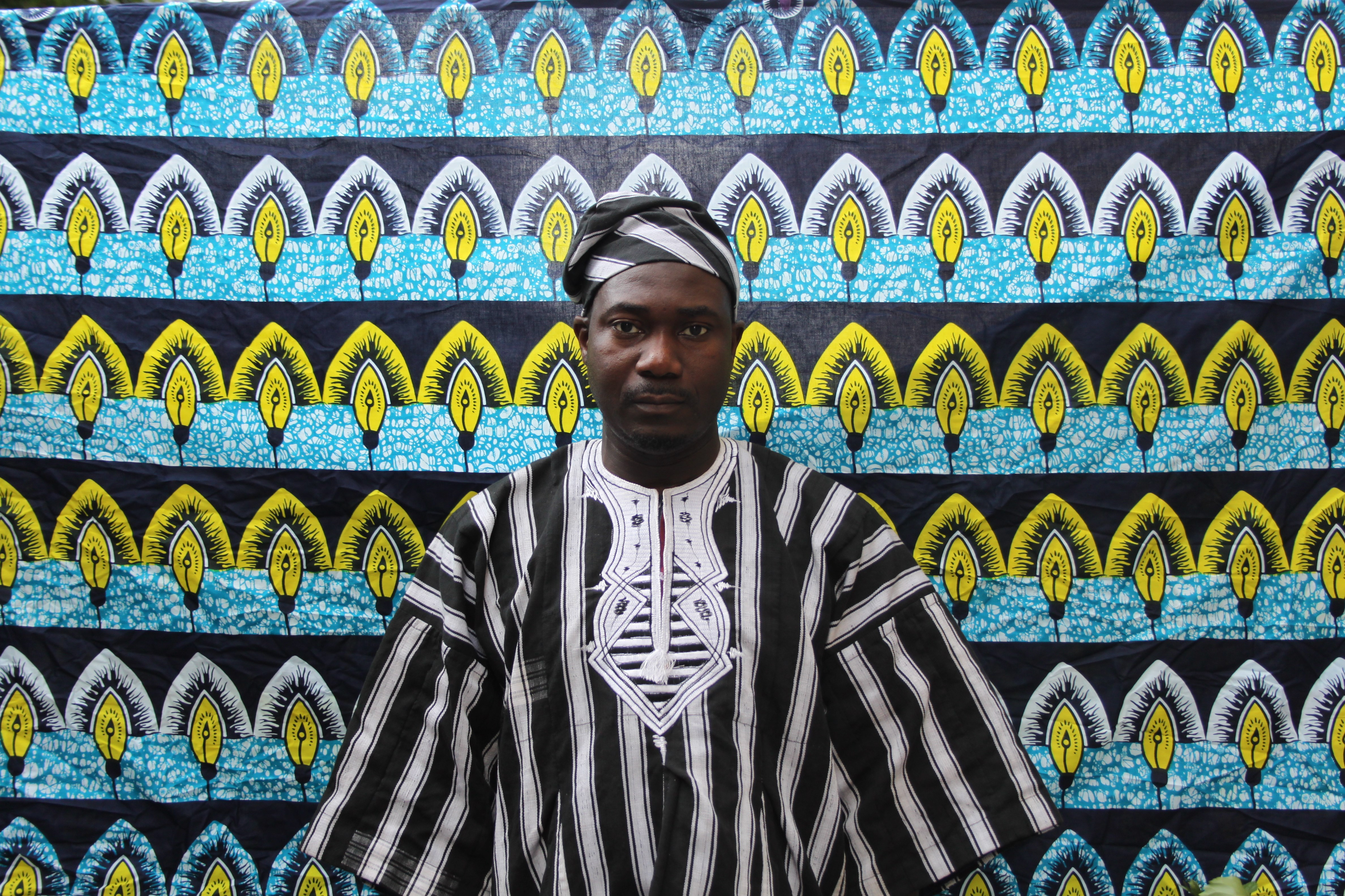 The Aestheticized Interview with  Abdoul-Ganiou Dermani (Togo)