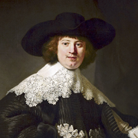 The Secret to Rembrandt's Impasto Unveiled