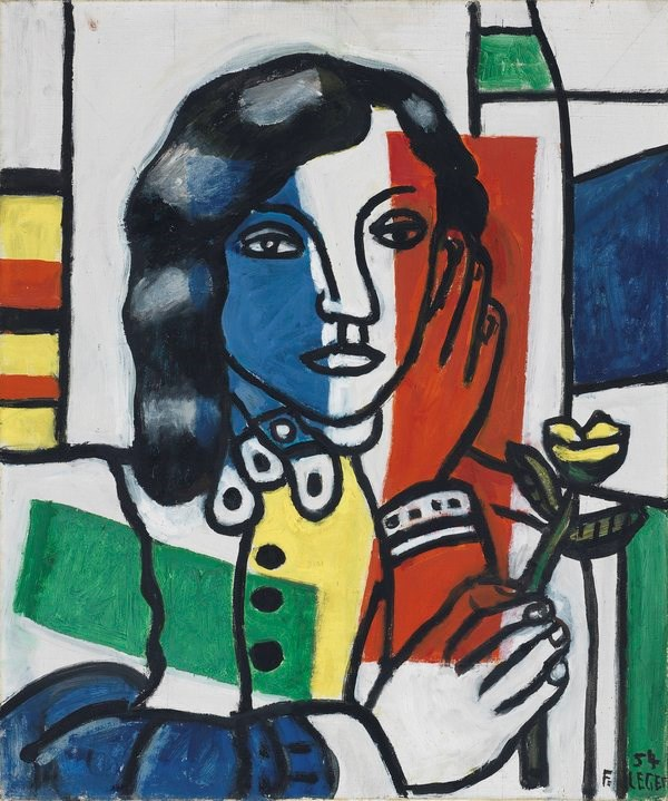 Fernand Léger at Tate Liverpool: New Times, New Pleasures