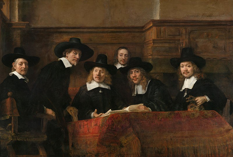 Long Live Rembrandt: from Amateurs to Professional Artists