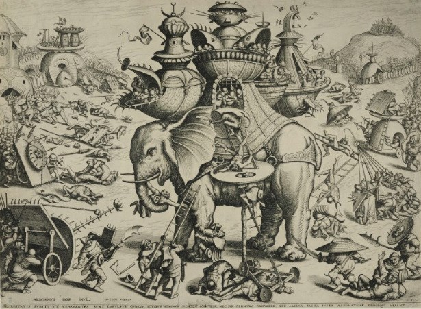 Prints in the Age of Bruegel