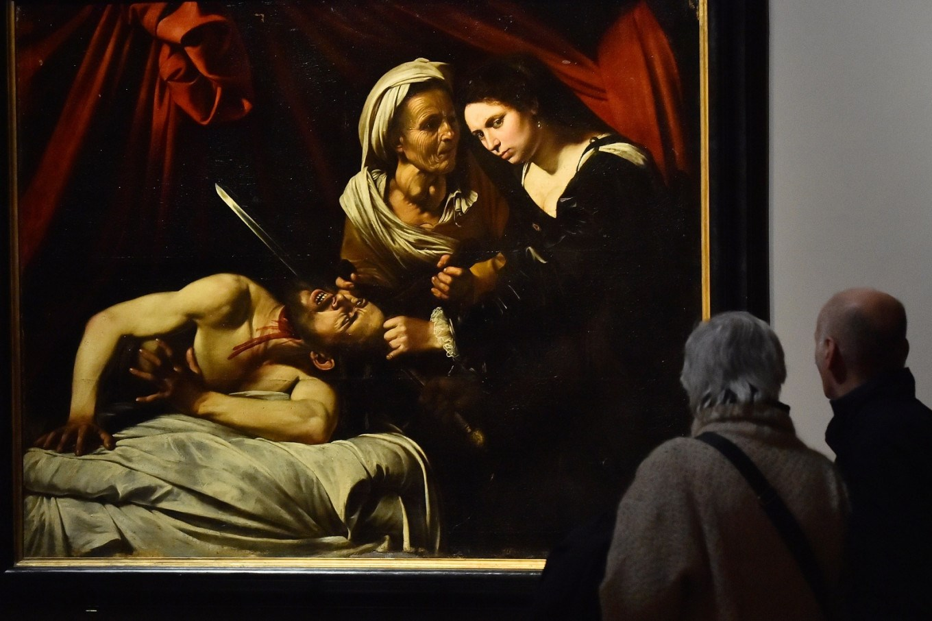 'Lost Caravaggio' Set for Big London Unveiling