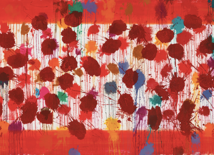 Feelings in Colour — Howard Hodgkin at Christie's