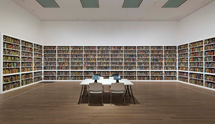 Tate Acquires Installation, The British Library, by Yinka Shonibare