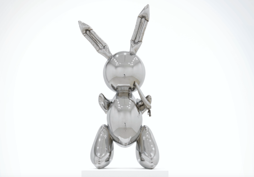 Moon's Rabbit at Post-War and Contemporary Art Evening Sale