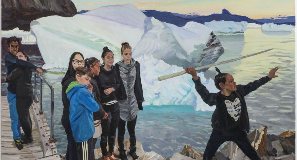 Louisiana (Copenhagen) Presents a New Series by Liu Xiaodong from an Expedition to Uummannaq, Greenland