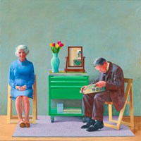 The First Major David Hockney Exhibition to Travel to Asia is Open in South Korea