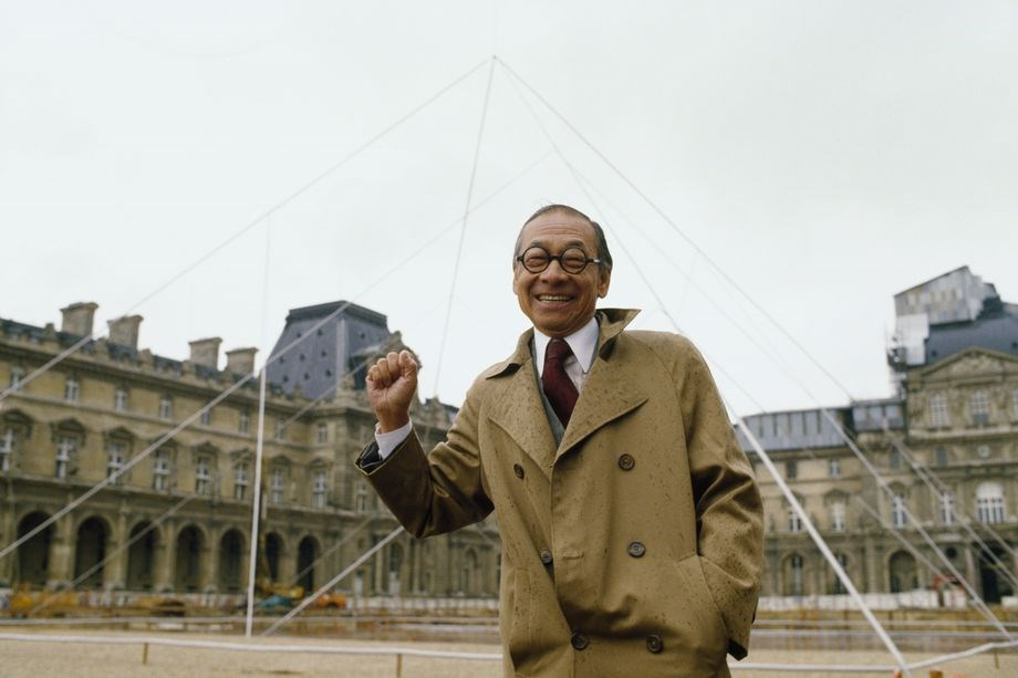 I M Pei, Louvre Pyramid Architect, Passed Away Aged 102