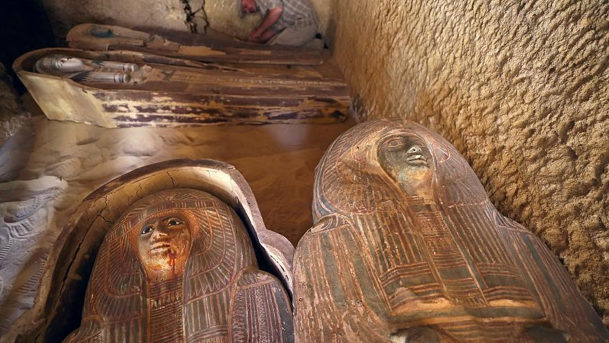 4,500-Year-Old Ancient Tomb Discovered in Egypt