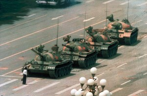 On the 30th Anniversary of Tiananmen Square: Photographer Jeff Widener Speaks About Tank Man