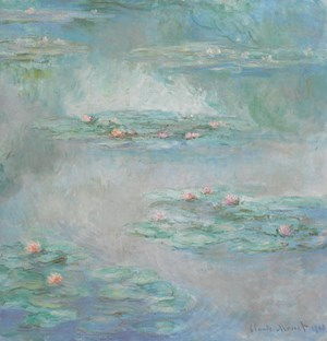 Monet's Nymphéas Lead the Impressionists Sale at Sotheby's