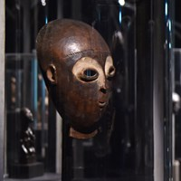 Theft of an African Mask Estimated at More than 300,000 Euros at Christie's