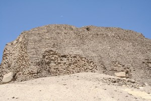 Egypt- El-Lahun Pyramid Opened for First Time