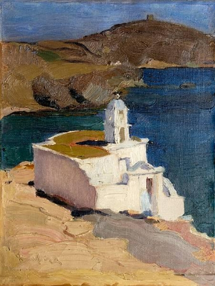 Nikolas Lytras, St. Marcos Church, 1923