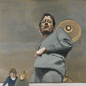 Lucian Freud: The Self-Portraits at the Royal Academy of Arts