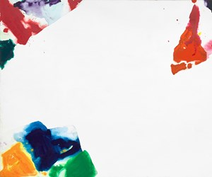 Sam Francis's EVIII at Phillips' 20th and 21st Century Masters