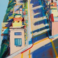 Thiebaud's Ripley Street Ridge Leads Contemporary Auction at Sotheby's
