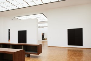Museum Ludwig, Köln Presents the Exhibition 'Wade Guyton: Zwei Dekaden MCMXCIX–MMXIX'