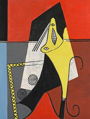 """Picasso. Magic paintings"" at Musee Picasso Paris"