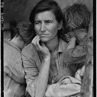 Dorothea Lange: Words & Pictures, the First Major MoMA Exhibition of Lange's in 50 Years