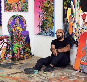 Amir H. Fallah was Selected as the Marciano Art Foundation Artadia Award and will Receive $25,000 in Unrestricted Funds