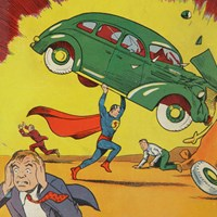 Sotheby's Books & Manuscripts to Offer DC Complete: The Ian Levine Collection in a Single Lot