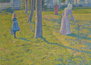 Théo van Rysselberghe at Christie's in June