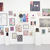Wunderwall Initiative Promotes Emerging Artists