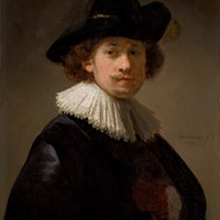 Self-Portrait by Rembrandt to be Offered at Sotheby's